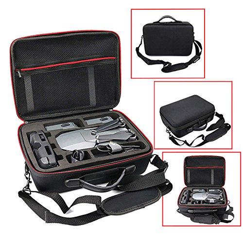Galleria fotografica Custodia da trasporto per DJI Mavic, Imusk EVA dura leggera e borsa Tracolla portatile palmare valigetta valigia sacca per DJI Mavic Pro & Platinum drone