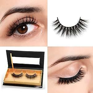 4af31be90ae Arison Lashes 3D Fake Eye Lash False Eyelashes Pure Hand-made ...