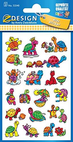Tortugas pegatinas