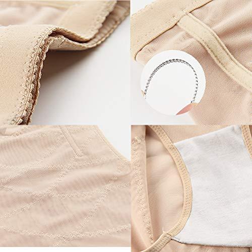 kinnter Damen Butt Lifter Shapewear Miederslip Bauch Weg Unterwäsche Hohe Taille Shaping Höschen Formslip Taillenformer Miederhose Figurformende Unterhose für Frauen - 3