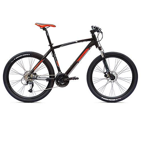TRAIL 27 5 VERTEK BICICLETA 24 VELOCITANEGRO/ROJO/BICYCLE (MTB) TRAIL 27 5 24 SPEED RED (MTB)/BLACK