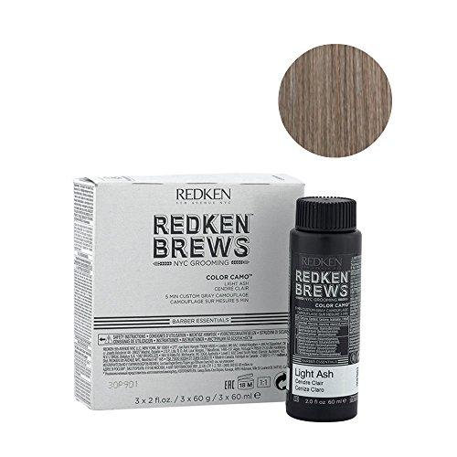 Redken Camo (Redken Brews Color Camo Light Ash 60 ml (7NA))