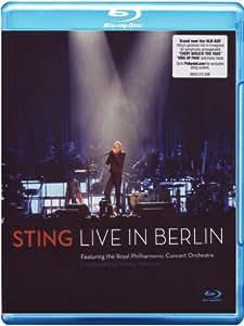 Sting: Live in Berlin [Blu-ray]