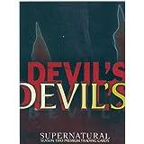 Supernatural-Saison 2–Chase Carte The Devils Due DD - 8 Deuxième choix