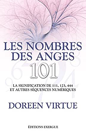 Les Nombres Des Anges Ebook Virtue Doreen Amazon Fr