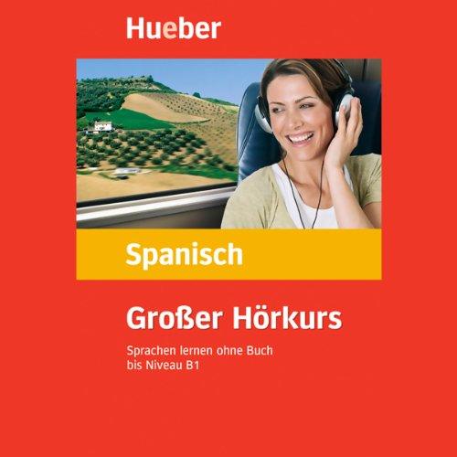 Buchseite und Rezensionen zu 'Großer Hörkurs Spanisch' von Hildegard Rudolph
