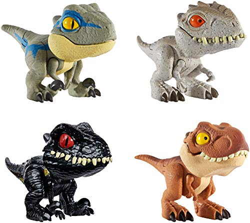 Jurassic World Dinobocazas