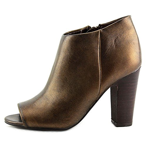 Nine West Antonia 3Y Synthétique Bottine Bronze