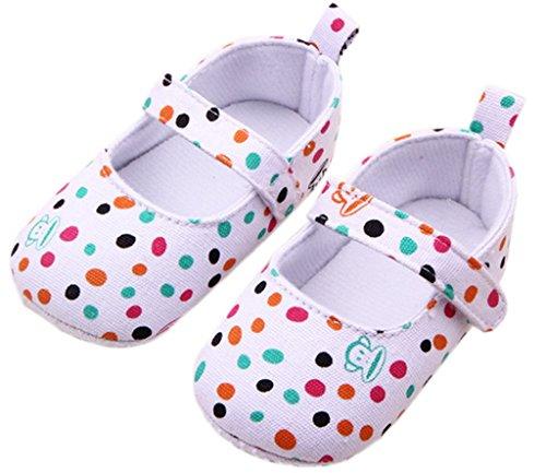 Branco Onda De Deco Amo Ponto Ykk Walker Branco Sapatos Fita Imagens Seda Sorriso De Bebé Rastejando De Sapatos HwqxnPFA