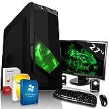Komplett Quad Core PC AMD A10-7800 4 x 3,9 GHz 8 GB Ram Win 7 64 Bit Rechner System