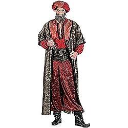 Limit Sport - Disfraz de árabe para adultos, talla M (DA327)