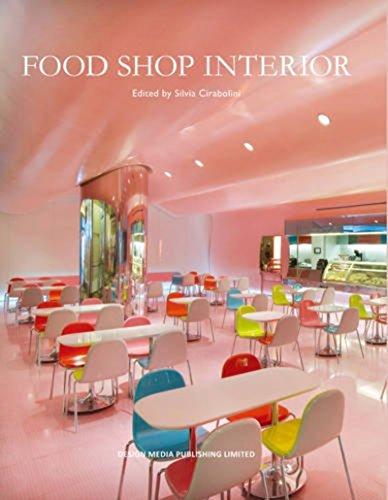Food Shop interior par Silvia Cirabolini