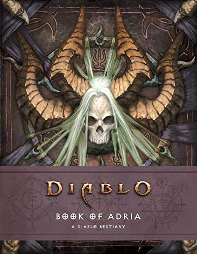 Diablo Bestiary - The Book of Adria - Pc Diablo Game
