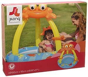 JILONG - Piscina para niños Bambi (JL017392NPF -P69)