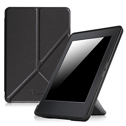 Fintie Kindle Paperwhite Funda - Standing Origami Slim Shell Case Fund