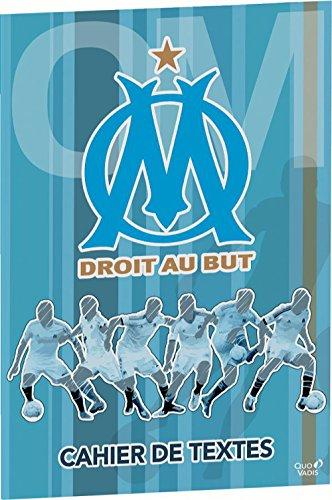 Quo Vadis - Olympique Marseille - Cahier de Textes - 15x21 cm