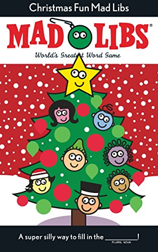 Christmas Fun Mad Libs: Deluxe Stocking Stuffer Edition
