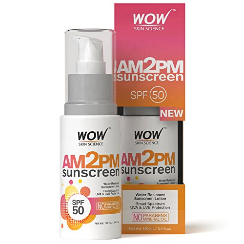 WOW SKIN SCIENCE AM2PM SUNSCREEN SPF 50