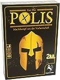 Pegasus Spiele 51875G - Polis - Machtkampf um die Vorherrschaft Brettspiele