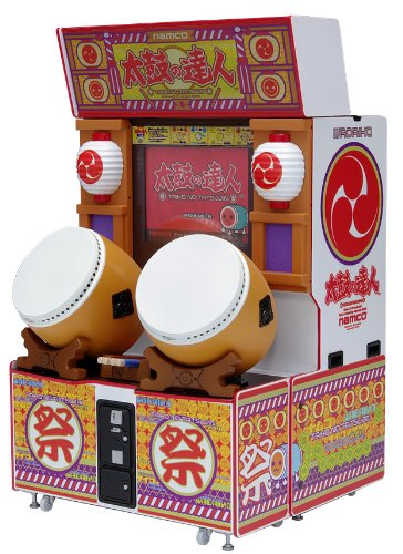 Taiko no Tatsujin Drummaster Arcade Machine (1/12 scale Plastic model) [JAPAN] (japan import) -
