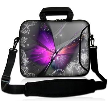"Luxburg® Custodia Borsa a tracolla per Notebook Laptop PC portatile 15,6/"""