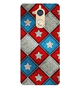 For Gionee S6 Pro chess game ( chess, star, star pattern, row pattern ) Printed Designer Back Case Cover By TAKKLOO