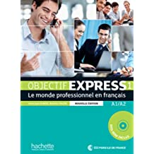 *OBJECTIF EXPRESS 1 ALUMNO (Objectif Express Nouvelle Edition / Objectif Express)