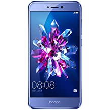 "Honor 8 Lite SIM doble 4G 16GB Azul - Smartphone (13,2 cm (5.2""), 16 GB, 12 MP, Android, 7, Azul)"