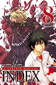 A Certain Magical Index Edition simple Tome 8