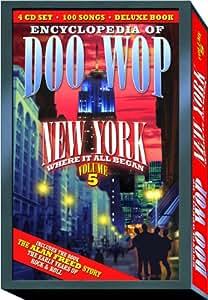 Vol.5-Encyclopedia of Doo Wop [Import USA]