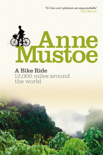 A Bike Ride: 12,000 miles around the world (English Edition)