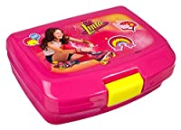 """Undercover SORN9900, lunch box/contenitore porta cibo - colazione e merenda a scuola - serie """"Sono Luna"""" Disney"""