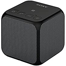 Sony SRS-X11BC  - Altavoz inalámbrico (Bluetooth, NFC, 10 W) color negro