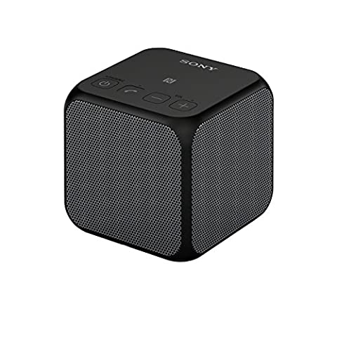 Sony SRS-X11 Compact Portable Wireless Speaker with Bluetooth/NFC - Black