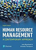 Human Resource Management: A Contemporary Approach