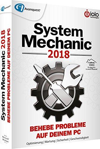 Preisvergleich Produktbild System Mechanic 2018