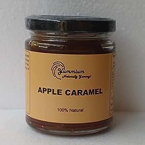 Yummium Natural Apple Caramel -225gms