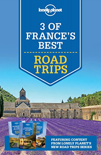 free kindle book Lonely Planet 3 of France's Best Road Trips