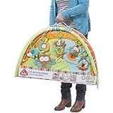 Fehn 071559 3-D-Activity-Decke Sleeping Forest – Spielbogen mit 5 abnehmbaren Spielzeugen für Babys Spiel & Spaß von Geburt an – Maße: 80x105cm Vergleich