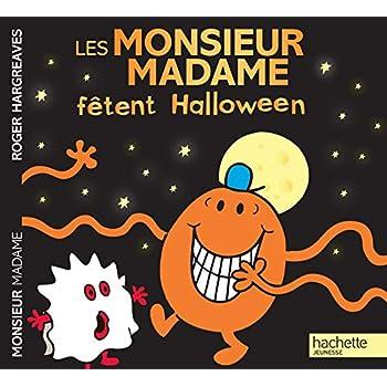Les Monsieur Madame fêtent Halloween