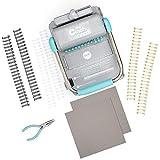 We R Memory Keepers Kit Cinch, Kunststoff und Metall, Blau, Einheitsgröße
