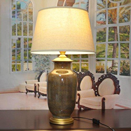 Keramische Tischlampe Lobby Große Wohnzimmer Lampe