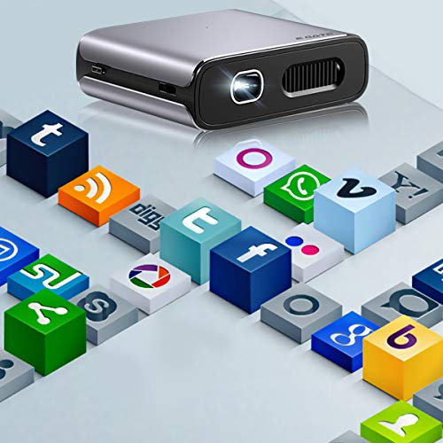 Egate X3 Android Compact DLP Pocket Size Pico Projector