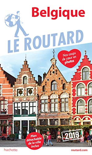Guide du Routard Belgique 2019 par Collectif
