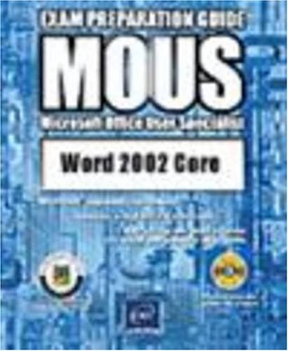 Word 2002 Core