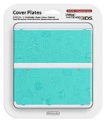 New Nintendo 3ds Cover Plates No.026 (emboss)[Nintendo 3DS]