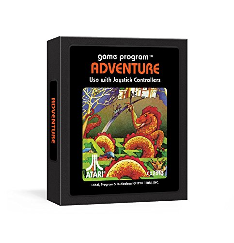 Adventure: The Atari 2600 Game Journal (Journals) por Atari