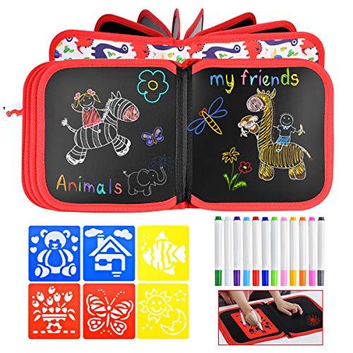 Queta Tabla de Dibujo Portátil para Niños