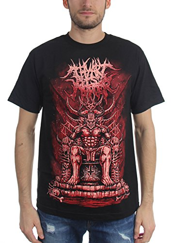Thy Art is Murder - T-shirt - Homme -  noir - Medium