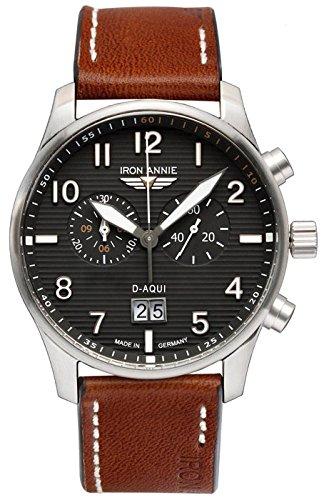 Junkers Armbanduhr 5686-2 Herrenuhr